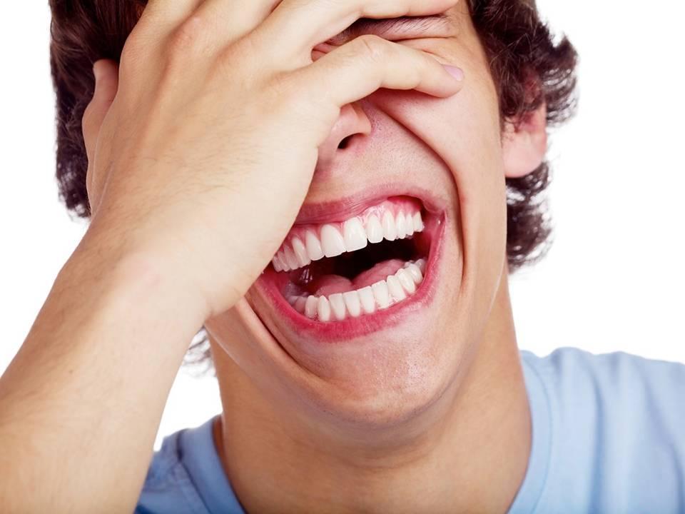 Tu risa me contagia