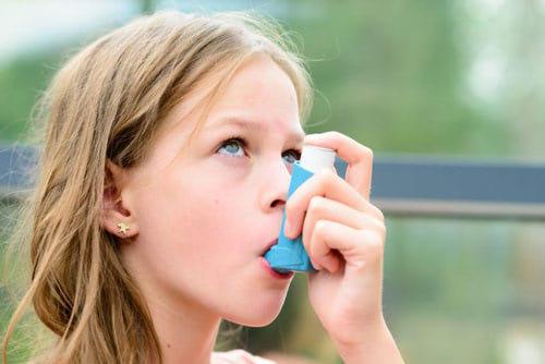 Higiene bucal en niños asmáticos